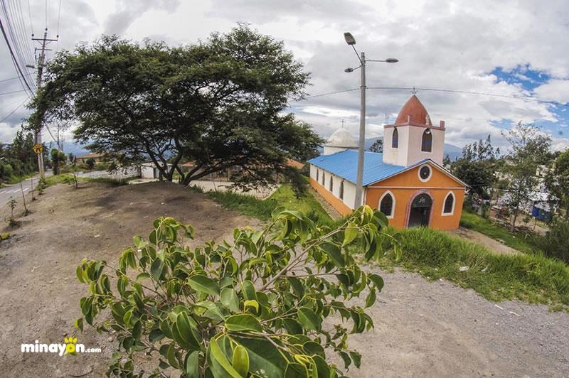 Nayón - Iglesia de inchapicho