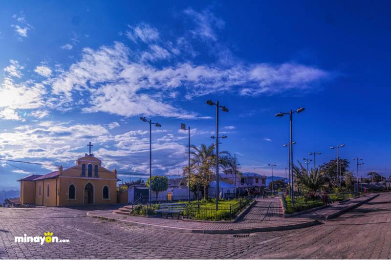 Nayón - Iglesia San Pedro de El Valle