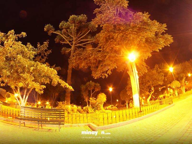 El Parque Central