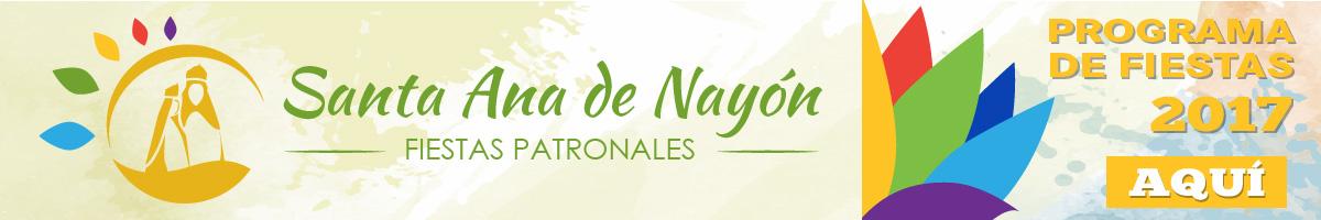 Fiestas Patronales Santa Ana de Nayón 2017 - Mi Nayón